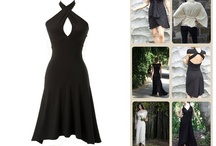 Little Black Dresses / by Shelley Sargent