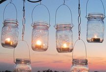 *Mason Jars, Old Jars, Bottles / by Linda Diane Martinez-Fenley
