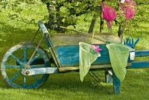 Barrows - Wagons - Carts / by Vicki Wronski