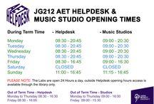 studio times