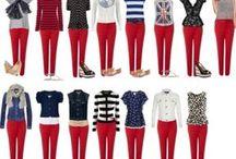 multiple clothing