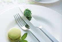 Les couverts Chef&Sommelier / Flatware Couverts Restaurants
