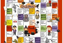 English Halloween