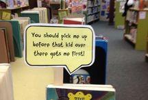 Library Displays / by Hallie Hagan
