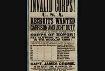 The Civil War Invalid Corps / Research and inspiration for short documentary film on the Invalid Corps and the Battle of Fort Stevens. https://www.kickstarter.com/projects/dayalmohamed/the-civil-war-invalid-corps-and-the-battle-of-fort