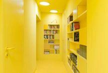 Yellow ● Żółty / Yellow inspirations