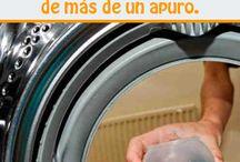 Tips para lavar
