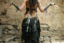 Post-apocaliptic, tribal