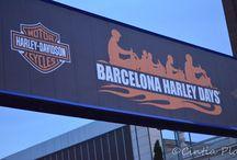 Harley Davidson / Barcelona Harley days