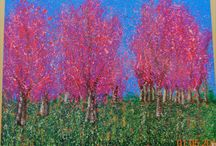 Gene Rhatigan Painting