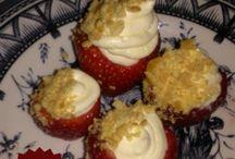Desserts / Simple treats I'd like to try. / by Jeni Lockhart