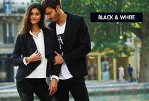 BLACK & WHITE / AW15