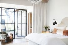 Bedrooms / Bedroom inspiration by Siv Kraft