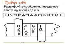 Шифровки