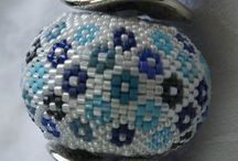 Beaded balls / Bead