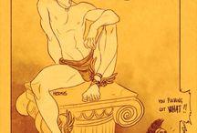 Percy Jackson/Gods