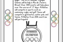 Classroom olympics