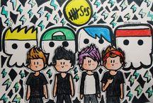 Fans art