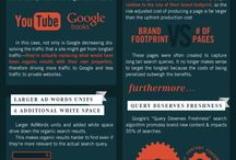 SEO Zen / Get more Google Love! Search Engine Optimization for Google, YouTube, Pinterest, social media, blogging, and more. / by Bad Girl Business