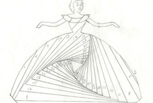 Iris paper folding / by Colleen Marsden