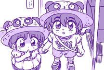 AKANE Higurashi / AKANE kagome Sakura and lum