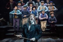 LRVS - Fagin's Gang costume suggestions / Ideas for cast to create own costumes - to be worn in Consider Yourself and Who Will Buy.  (Workhouse tops will be supplied for Food Glorious Food - so they all look the same)