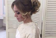 Brides from Websalon Wedding / Репетиции образа невесты