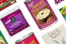 Food Items & Brands to Try