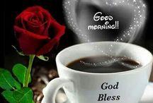 dobré ráno, dobrý den, dobry večer