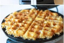 Gotta get a Waffle Iron / by Constance Watts
