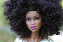 Playing with Dolls (Barbie Love & more) / by Ayeisha King