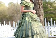 Southern Belle dresses