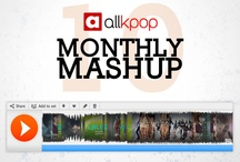 allkpop Music Mashup / by allkpop