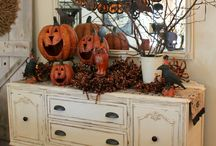 Halloween Home Decor / Home decorations for Halloween, October 31th