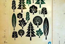 tree&leaf / by Jason Huang