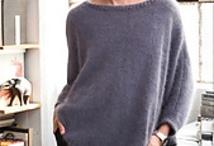 Sweaters - Dolman Sleeve