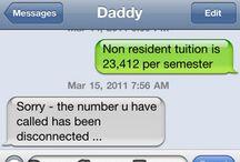 funny!  / by Haley Hawkins