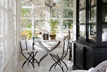 Sunrooms, Verandas & Porches / by House & Home