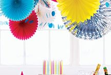 Party Ideas. / by Rebecca Lovell