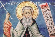 Σήμερα 17/11 τιμούμε τον Άγιο Γεννάδιο / Σήμερα 17/11 τιμούμε τον Άγιο Γεννάδιο, ο ονομαστός Οικουμενικός πατριάρχης της Κωνσταντινουπόλεως, που προς το τέλος της ζωής του, επέλεξε την Κύπρο ως ασκητικό καταφύγιο.