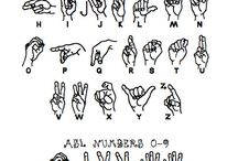 Sign Language Class / by Keff Elam