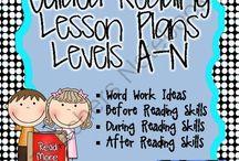 Reading Lesson Plans