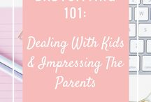 Babysitting and relationships with others