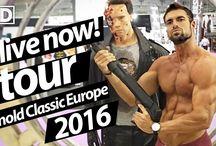Arnold Classic Europe 2016