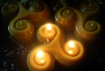 Candles by Maria Dragonia