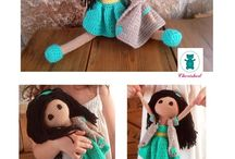Cherished - handmade toys / My own handmade toys from my page on facebook. Hope you like them!