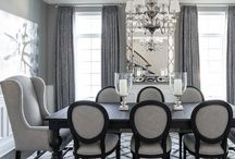 American Style Dining Room