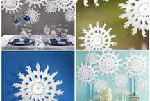 Dekoration zu Weihnachten / Wundervoll dekorieren in der Advents- und Weihnachtszeit