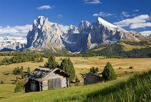 luoghi che vorrei visitare