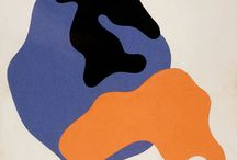 Hans Arp Inspired art